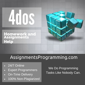 4dos Assignment Help