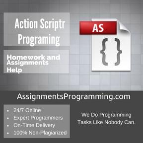 Action Scriptr Programing Assignment Help