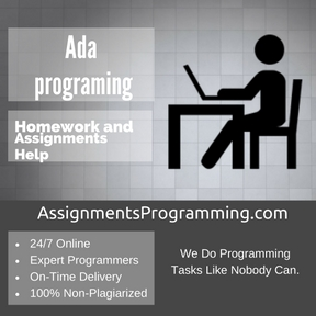 Ada programing Assignment Help