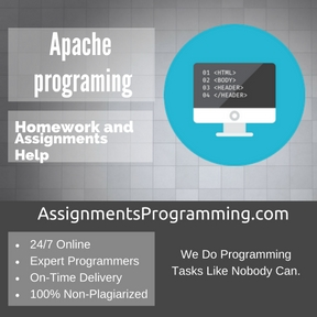Apache programing Assignment Help
