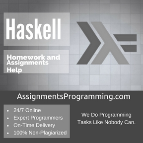 Haskell Assignment Help