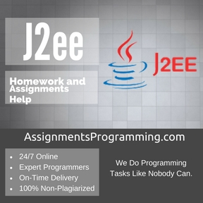 J2ee Assignment Help