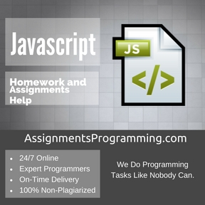 Javascript Assignment Help