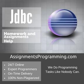 jdbc-assignment-help