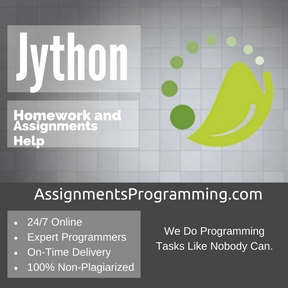 jython-assignment-help