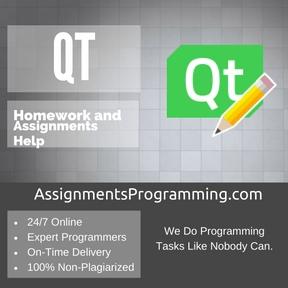 Qt Assignment Help