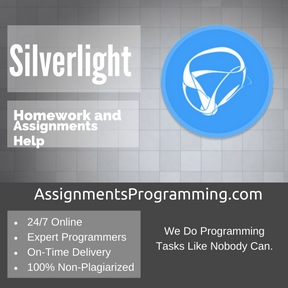 Silverlight Assignment Help