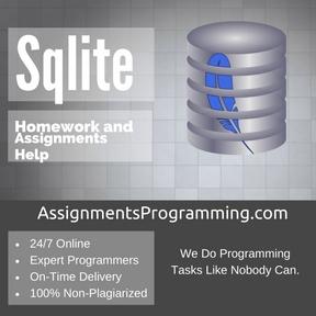 Sqlite AssignSqlite Assignment Helpent Help
