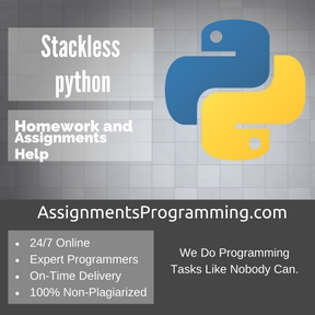 Stackless python Assignment Help