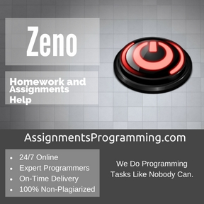 Zeno Assignment Help