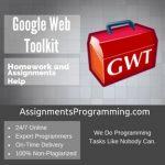 Google Web Toolkit Assignment Help