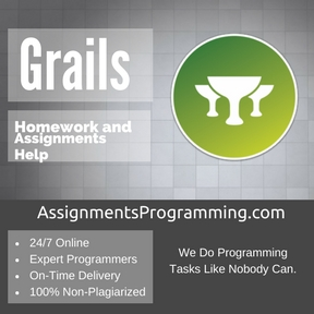 Grails Assignment Help