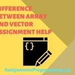 Array and Vector