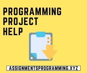 Programming Project Help